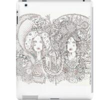 Valerie- Guadalupe & Kali iPad Case/Skin