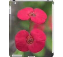 Crown of Thorns, New Growth iPad Case/Skin