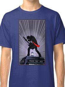Doctor Who: Shredding Through Time Classic T-Shirt