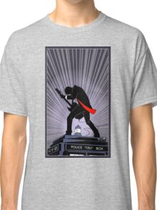 Doctor Who: Shredding Through Time Classic T-Shirt