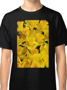 A Bunch of Daffodils Classic T-Shirt