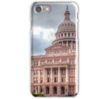Lone Star State Capitol iPhone Case/Skin