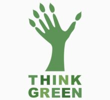 Think Green by jean-louis bouzou