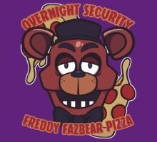 Overnight Security by DamnFineCervine