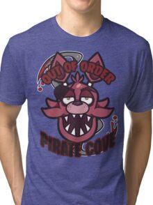 Pirate Cove Tri-blend T-Shirt