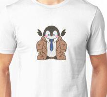 Cuddley Castiel Penguin Unisex T-Shirt
