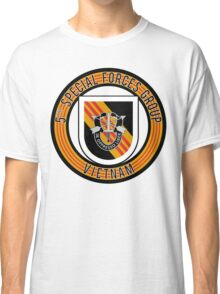 5th Special Forces Vietnam rd Classic T-Shirt