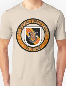 5th Special Forces Vietnam rd T-Shirt
