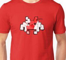 Invader #001 Unisex T-Shirt