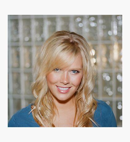 Danika B Portrait Photographic Print