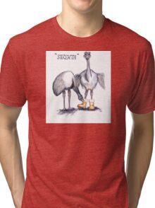 Strewth! Tri-blend T-Shirt