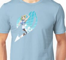 Fairy Tail Logo- Lucy Unisex T-Shirt