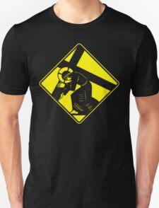 Jesus on a Crosswalk  T-Shirt