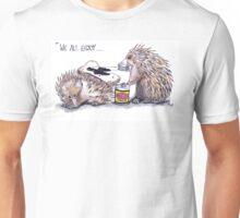 We all enjoy.... Unisex T-Shirt