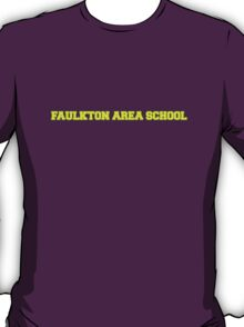 FAULKTON AREA SCHOOL T-Shirt