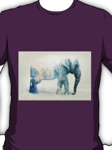 Vanishing Elephant T-Shirt