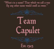Team Capulet by fishbiscuit