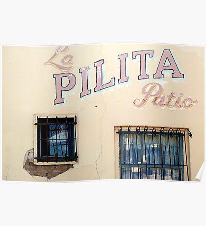 La Pilita Poster