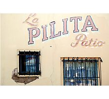 La Pilita Photographic Print