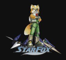Starfox by SpankyOBrien