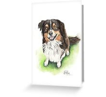 Tobias Greeting Card