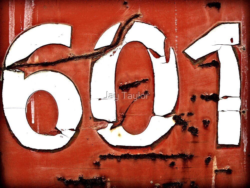 601 by Jay Taylor