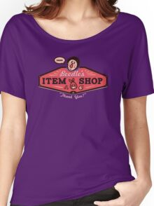 Beedle's Item Shop Women's Relaxed Fit T-Shirt
