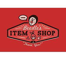 Beedle's Item Shop Photographic Print
