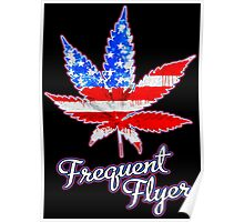 Frequent Flyer! Poster