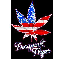 Frequent Flyer! Photographic Print