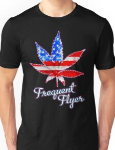 Frequent Flyer! Unisex T-Shirt