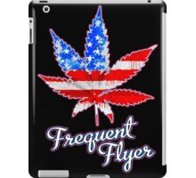 Frequent Flyer! iPad Case/Skin