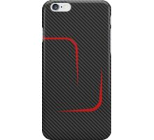 Redline iPhone Case/Skin
