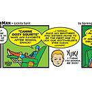 Lickity Split - Captain RibMan by Captain RibMan