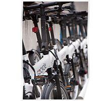 Gooooo Cycle Poster