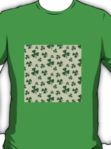 Three Leaf Clovers T-Shirt