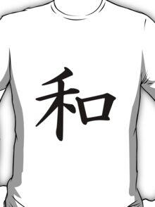 Peace - Wa T-Shirt