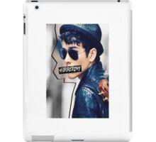 Max-Gibberish iPad Case/Skin