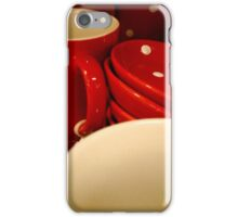 Dots Before My Eyes ^ iPhone Case/Skin