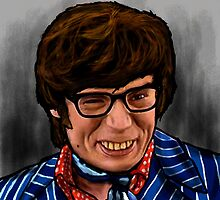 AUSTIN POWERS...YEAH BABY! by Wayne Dowsent