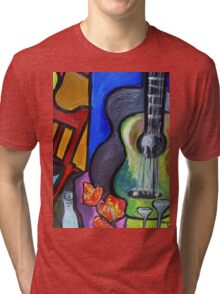 Waiting for You Tri-blend T-Shirt