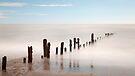 Groyne, Sandsend by PaulBradley