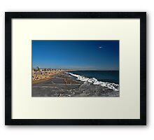 """Well I'm Going Out West """" Framed Print"""