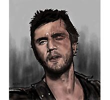 MEL GIBSON  MAD MAX Photographic Print