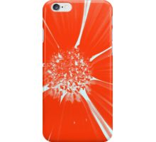 Colored White Flower Series iPhone Case/Skin