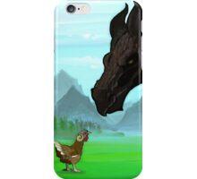 Dovachicken iPhone Case/Skin