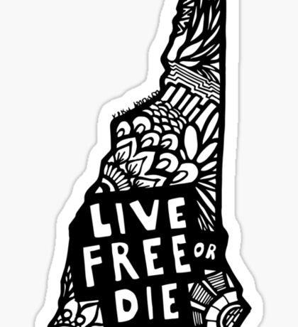 NH_FREE Sticker