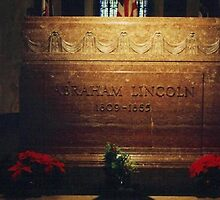 Abraham Lincoln's Tomb by HKBlack