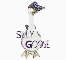 Silly Goose - BEST FOR SAMSUNG CASES Kids Tee