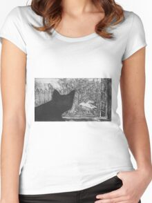 Missed Another One Women's Fitted Scoop T-Shirt